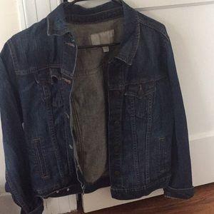 Old Navy Jean Jacket size L